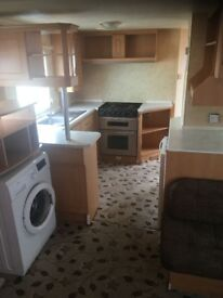Mobile home for rent bedroom two
