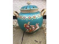 Chinese or Japanese large pot