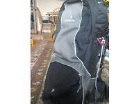 Littlelife baby carrier inc rain + sun protector. good condition, from a pet and smoke free home.