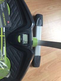 Exercise spinner