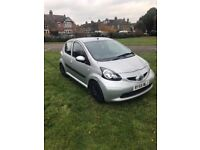 TOYOTA AYGO FOR QUICK SALE, PARTS & LABOUR WARRANTY PROVIDED, EXCELLENT CONDITION