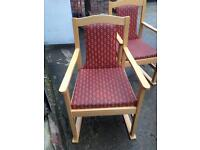 Chairs x5