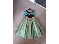 Frozen Anna's Coronation Dress
