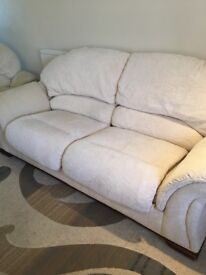Laura Ashley Sofa and arm chairs.