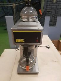 Buffalo filter coffee machine with 5 bags of coffee