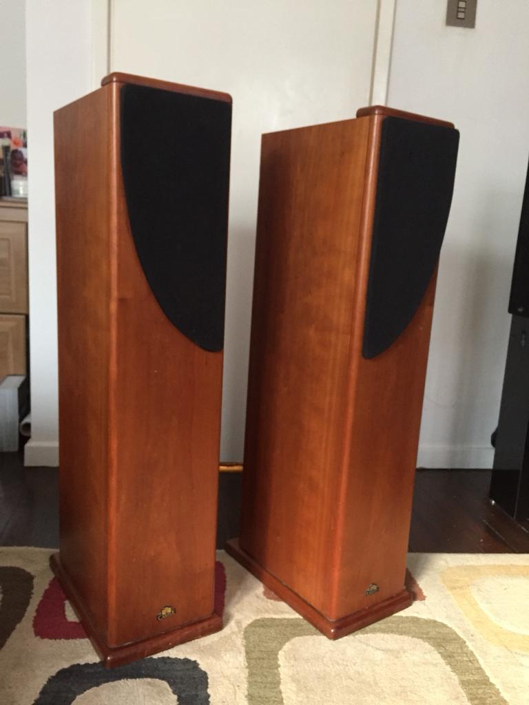 Castle Harlech loudspeakers