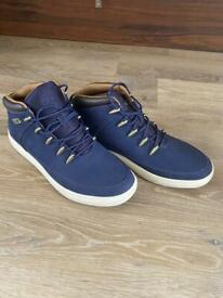 Timberland size 9 trainers in excellent condition - never worn.