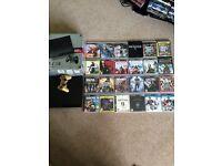 PlayStation 3 320gb w/ 24 games
