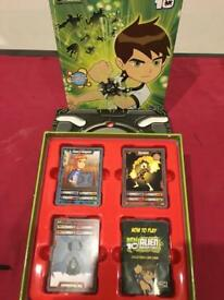 Ben 10 Card Collection
