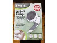 Handheld Shiatsu Massager