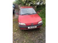 1997 Peugeot 306 XLTD