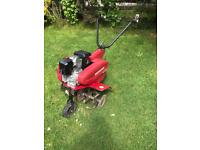 Honda fg 315 rotorvator with forwards and reverse mower