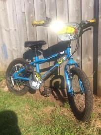 """Apollo kids bike 16"""" Great Condition"""