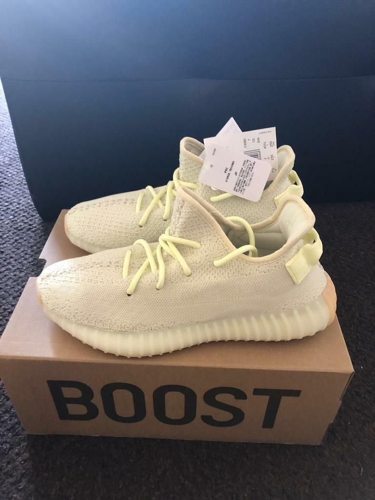 89900f4e75ae3 Adidas x Kanye West Yeezy Boost 350 V2 Butter