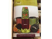 Diet Chef Nutri Blend - 10 piece set - Brand new