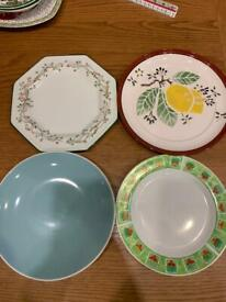 Kitchen tableware clearance plates