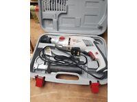 2 gear, 1050 Watt hammer drill.