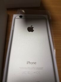 iPhone 6 Silver 64GB Like New / Immaculate, Unlocked to all networks