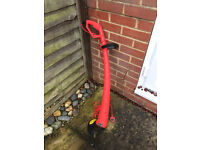 Sovereign 250W Electric Corded Grass Trimmer, very good condition, like a new