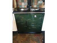 Esse Oil Fired Cooker Range