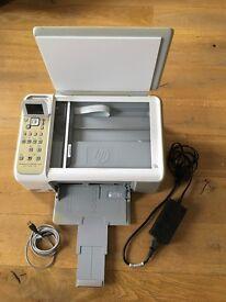 HP Photosmart C4180 All-in-One Printer-Scanner-Copier