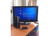 Playstation 3 - 300gb Hard Drive, 1 Controller