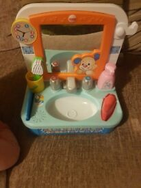 Fisher price lets get ready sink