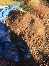 FREE dirt & rubble
