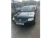Vw Passat 1.9 tdi drives smooth 3 months mot Bargain ONLY £750