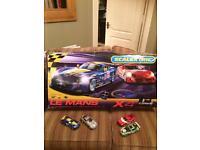 Scalextric Le Mans X4