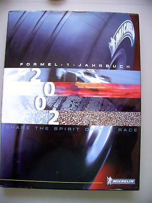 Formel 1 Jahrbuch 2002