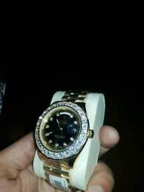ROLEX DAY DATE ICED