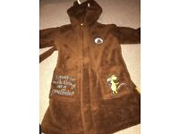 Gruffalo dressing gown