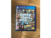 GTA 5 PS4 Game Disc