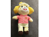 Animal Crossing Isabelle / Them Tune Sound - Build A Bear - Brand New