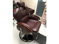 NEW HEAVY DUTY BARBER CHAIR BX-2685B new uk