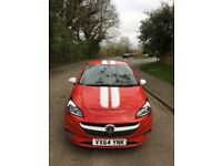 Reduced 64 Plate new shape Vauxhall Corsa 1.2 petrol lady owner swaps van or sell part x possible