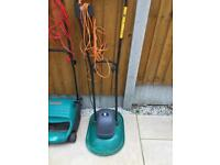Homebase Power Base Hover Lawnmower
