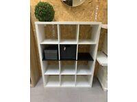 IKEA Southampton, KALLAX, Shelving unit, white, 112x147 cm, WAS £60 #CircularHub