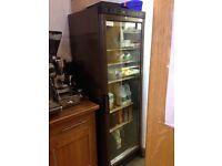 Full size Valera display fridge ideal for cafe, restaurant or bar.
