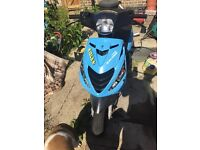 Piaggio zip 70 cc swap for a car or pitbike