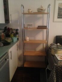 Freestanding shelving unit - free