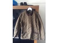 Medium Barbour coat worn a a couple times