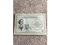 1930's collectors cards