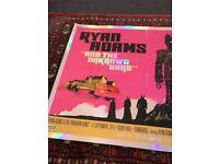 Ryan Adams Edinburgh 2017 poster (limited to 20)