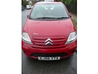 Citroen C3 1.4 HDI 2006 £30 pounds a year road tax