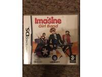 Imagine Girl Band Nintendo DS Game