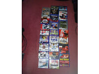Playstation 2 Games - a collection of 25 games