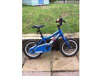 """Child's Bike. 14"""" wheel Ridgeback. Excellent condition."""
