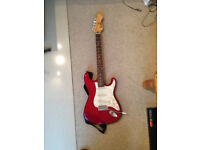 Electric guitar kit FOR SALE